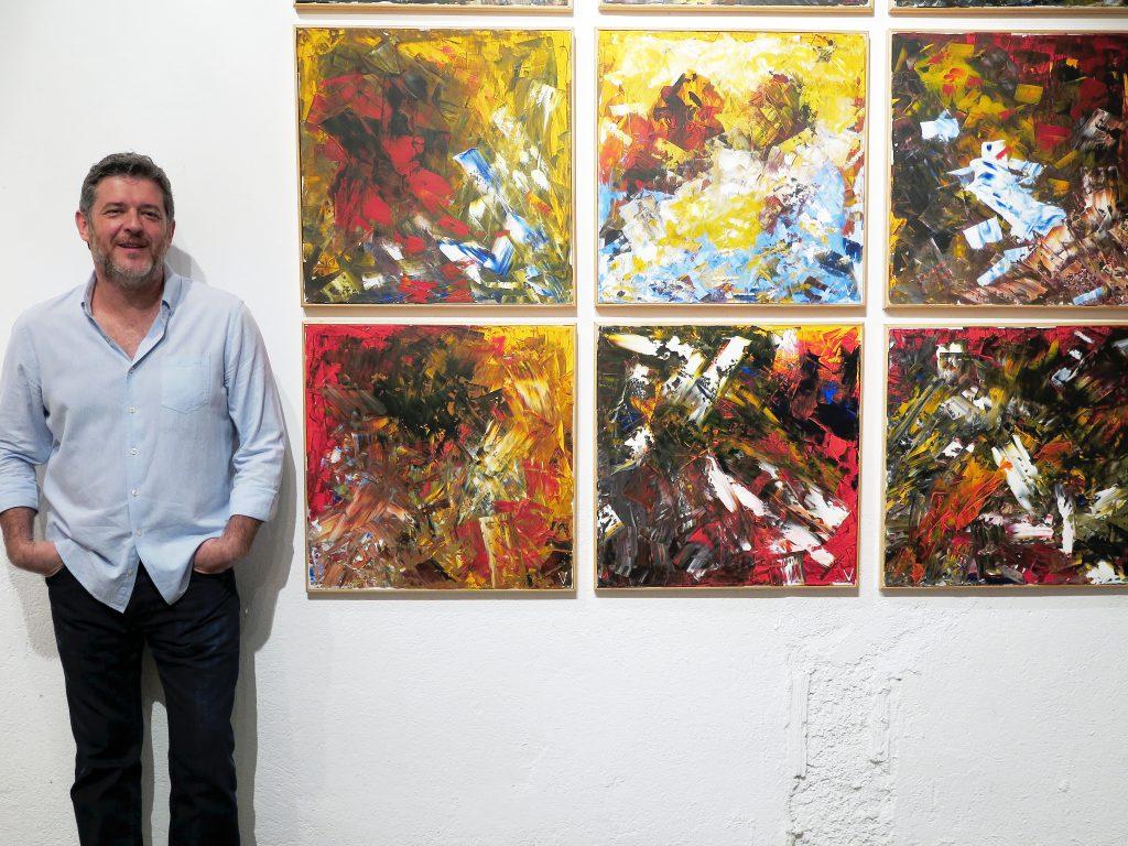 """Roberto Villar, ganador de """"Tanatocuentos 2016"""""""