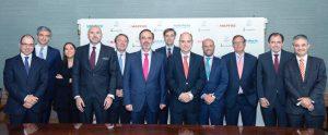 mapfre y santalucia realizan una alianza en espana