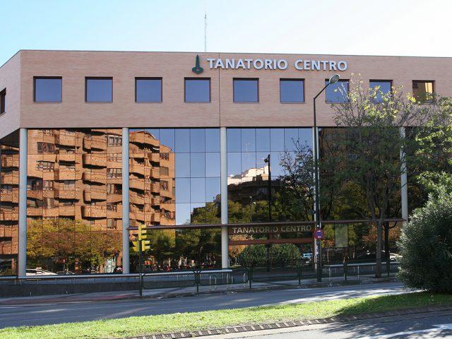 Tanatorio Centro de Zaragoza