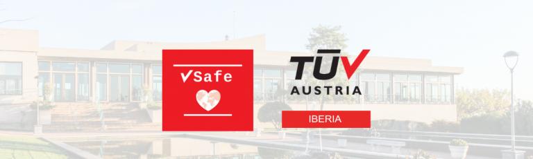 certificacion v-safe en centros funespana