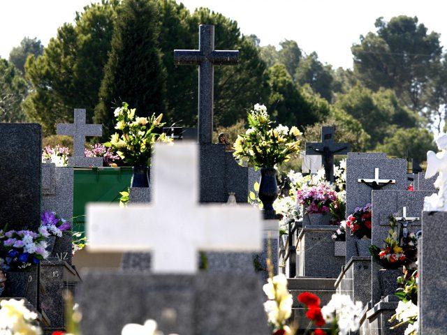 Cementerio de Arganda del Rey