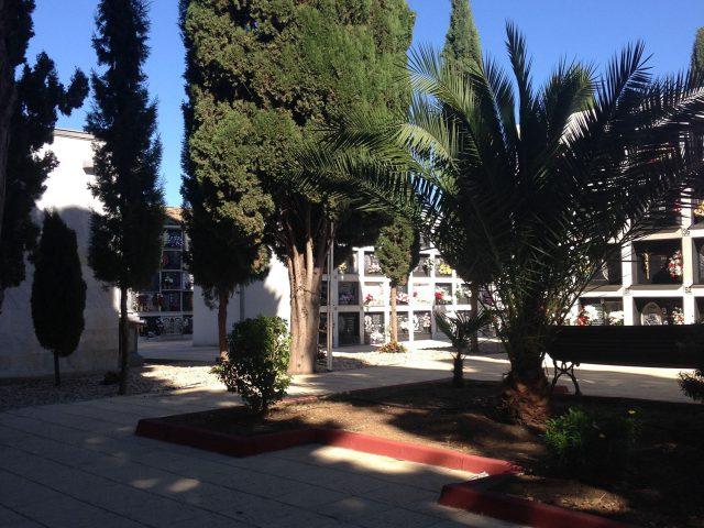 Cementerio Parque de Andújar