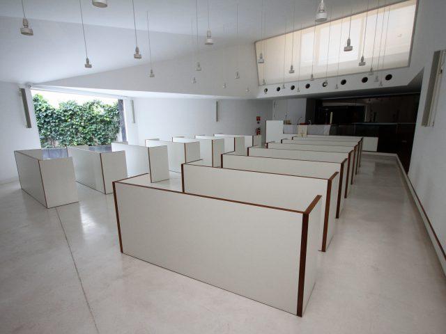 Crematorio del Tanatorio Municipal de Valencia